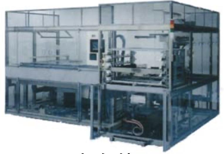 WETプロセス処理装置